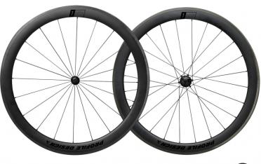 Profile Design 1/Fifty Clincher Laufradsatz