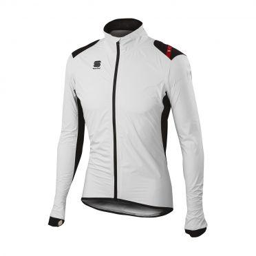 Sportful Hotpack Norain Jacket Weiß-Schwarz Herren 01337-102