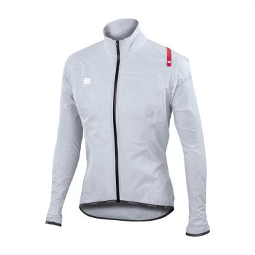 Sportful Hotpack norain ultralight Langarm Jacket Silber Herren