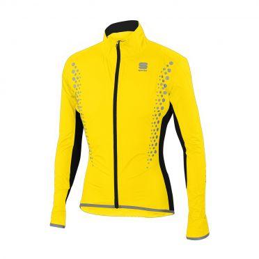 Sportful Hotpack Hi Viz norain Langarm Jacket Gelb Fluo Herren