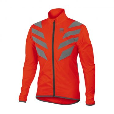 Sportful Reflex Langarm Jacket Rot Herren