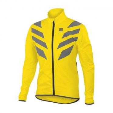 Sportful Reflex Langarm Jacket Gelb Fluo Herren