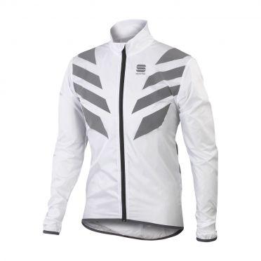Sportful Reflex Langarm Jacket Weiß Herren