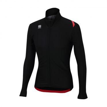 Sportful Fiandre light wind Langarm Jacket Schwarz Herren