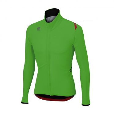 Sportful Fiandre light wind Langarm Jacket Grün Herren