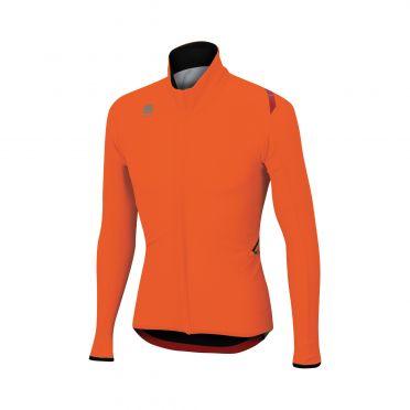 Sportful Fiandre light wind Langarm Jacket Orange Herren