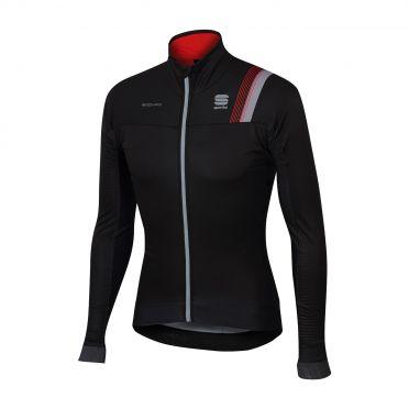Sportful Bodyfit pro thermal Langarm Jacket Schwarz Herren