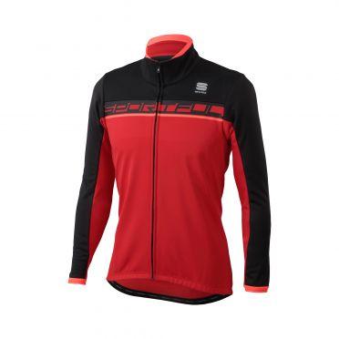 Sportful Giro softshell Jacke Rot/Schwarz Herren