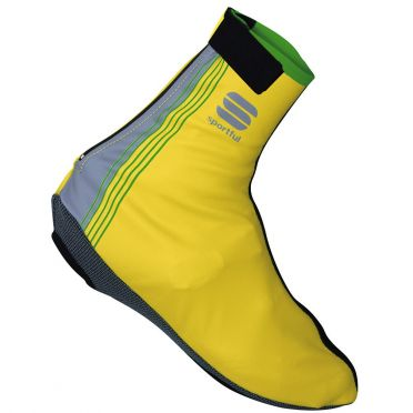 Sportful Race WS Überschuhe Gelb Fluo Herren