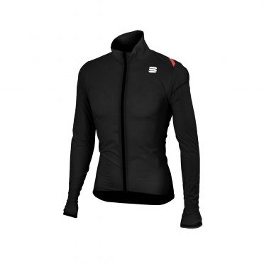 Sportful Hot pack 6 Langarm Jacket Schwarz Herren