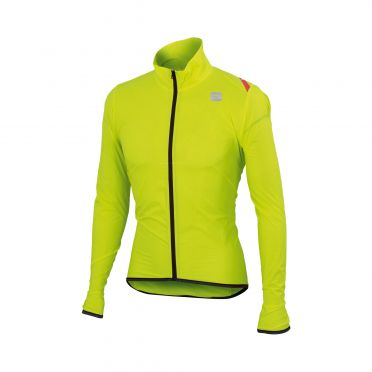 Sportful Hot pack 6 Langarm Jacket Gelb Herren