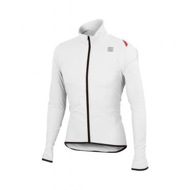 Sportful Hot pack 6 Langarm Jacket Weiß Herren