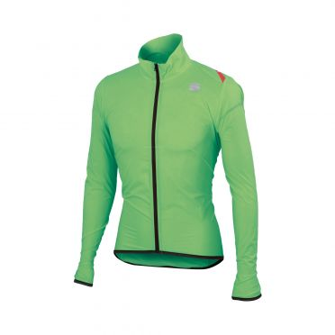 Sportful Hot pack 6 Langarm Jacket Grün Herren
