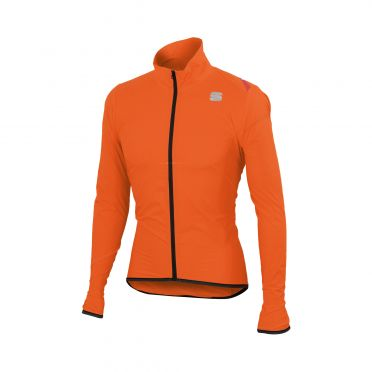 Sportful Hot pack 6 Langarm Jacket Orange Herren