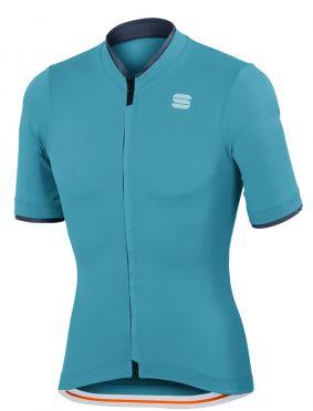 Sportful Infinite jersey Kurzarm Radtrikot Blau Herren