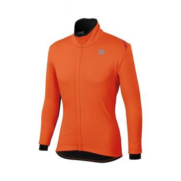 Sportful Fiandre cabrio Langarm Jacket Orange Herren