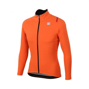Sportful Fiandre ultimate 2 WS Langarm Jacket Orange Herren