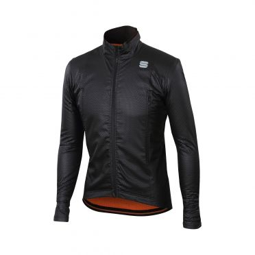 Sportful R&D intensity Langarm Jacket Schwarz Herren