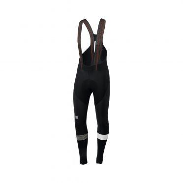 Sportful Bodyfit pro bibtight Trägerhose Schwarz/Weiß Herren