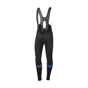 Sportful Bodyfit pro bibtight Trägerhose Schwarz/Blau Herren