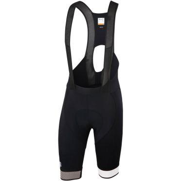 Sportful Bodyfit Pro 2.0 Bibshort Schwarz/Weiß Herren