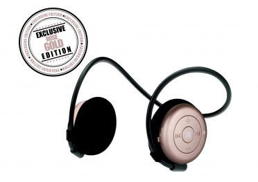 Miiego AL3+ Freedom drahtlos bluetooth Kopfhörer woman rose gold