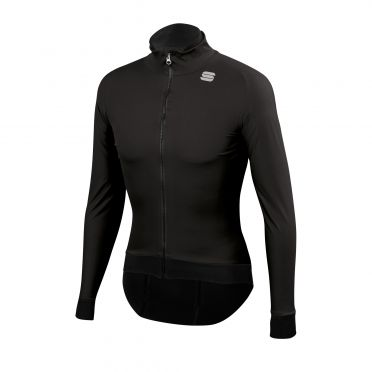 Sportful Fiandre Pro Langarm Jacket Schwarz Herren