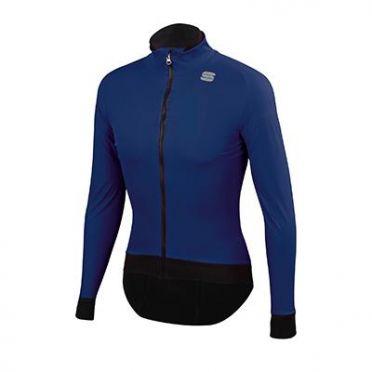 Sportful Fiandre Pro Langarm Jacket Blau Herren