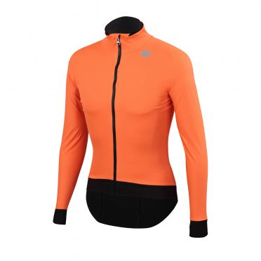 Sportful Fiandre Pro Langarm Jacket Orange Herren