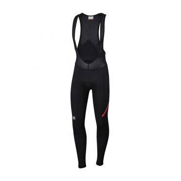 Sportful Fiandre norain bibtight team Herren Schwarz
