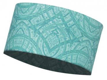 BUFF Headband Stirnband mash Türkis
