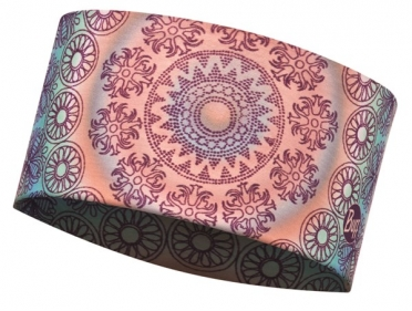 BUFF Headband Stirnband shantra violet