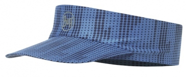 BUFF Run visor R-deep logo dark navy