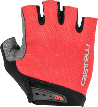 Castelli Entrata glove Radhandschuhe Rot Herren