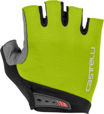 Castelli Entrata glove Radhandschuhe Gelb Herren
