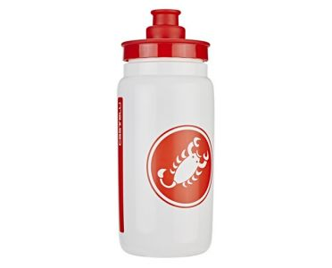 Castelli water bottle Trinkflasche 550ml