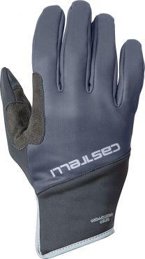Castelli Scalda Pro glove Radhandschuhe Schwarz/Blau Herren