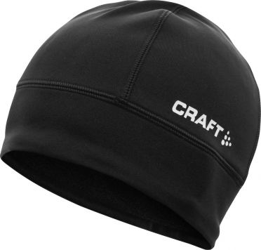 Craft Light thermal Laufmütze Schwarz