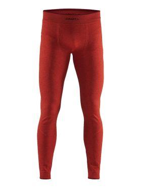 Craft Active Comfort lange Unterhose Rot/Bolt Herren