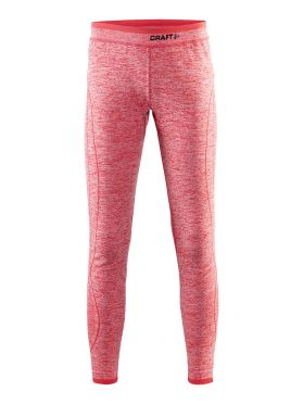 Craft Active Comfort Lange Unterhose Rot/Poppy Kinder