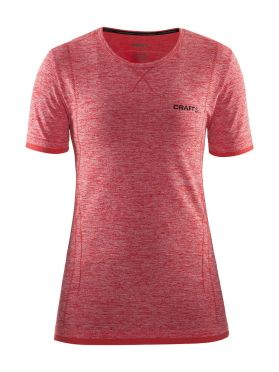 Craft Active Comfort Kurzarm Unterwäsche Rot Damen