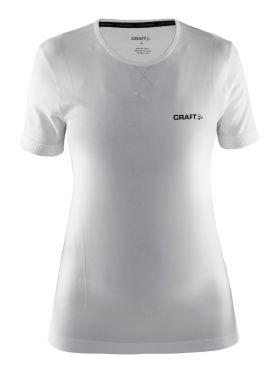 Craft Active Comfort Kurzarm Unterwäsche Weiß