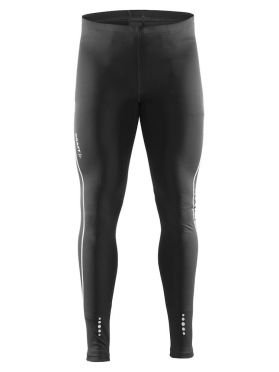 Craft Mind Laufhose Tight Schwarz Herren