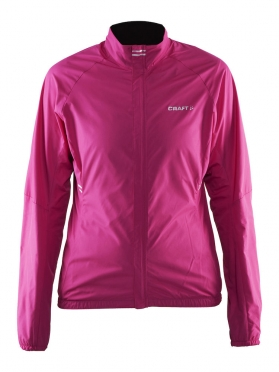 Craft Velo wind Radjacke Rosa/smoothie Damen