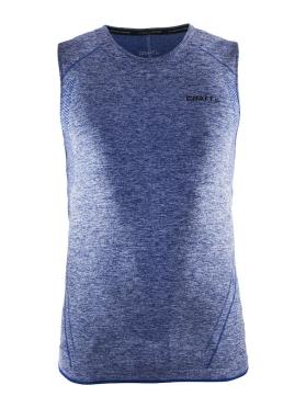 Craft Active Comfort Ärmelloses Unterhemd Blau/deep Herren