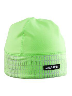 Craft Brilliant 2.0 Laufmütze Grün