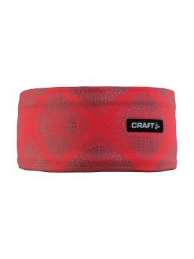 Craft Brilliant 2.0 Stirnband Rot