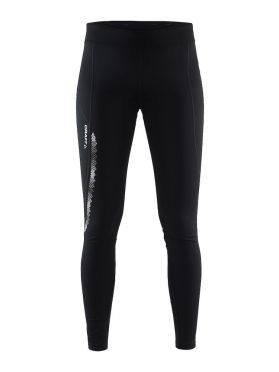 Craft Brilliant 2.0 thermal Laufhose Schwarz Damen