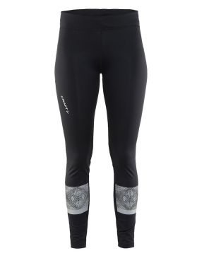 Craft Brilliant 2.0 Laufhose Tight Schwarz Damen