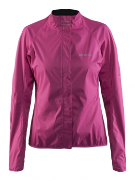 Craft Velo rain Radjacke Rosa/smoothie Damen